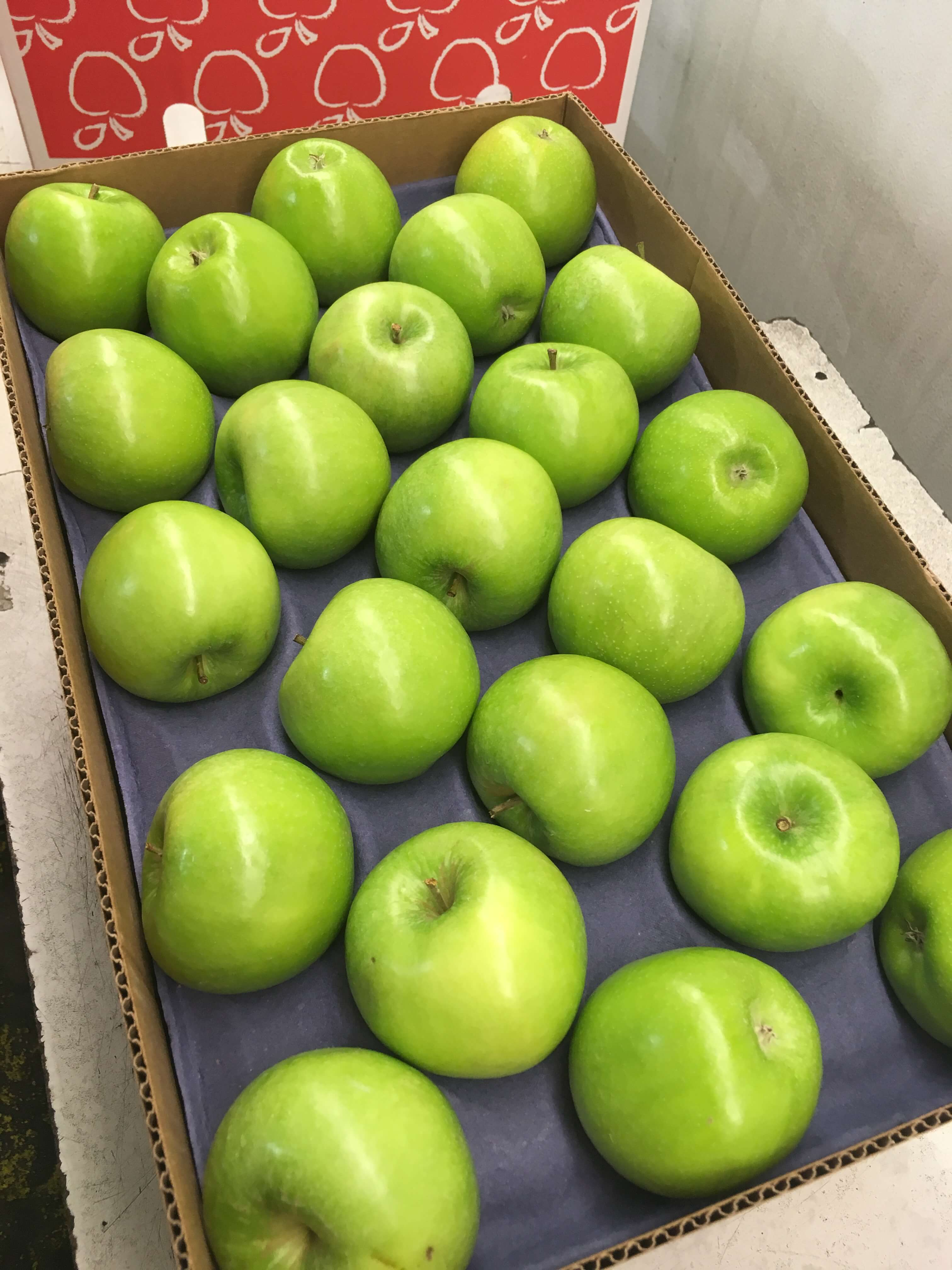 Now Available: Granny Smith Apples